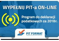 Wypełnij pit on-line